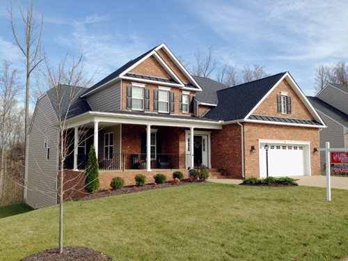 Single Family Home for Sale, ListingId:26086137, location: 1621 Centerville Parke Lane Manakin Sabot 23103
