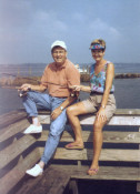 Linda & Dick Harper, Nags Head Real Estate, License #: 53439