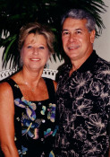 John and Barbara Vazquez, New Smyrna Beach Real Estate