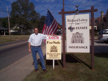 Richard Lokey, Columbia Real Estate, License #: 5016
